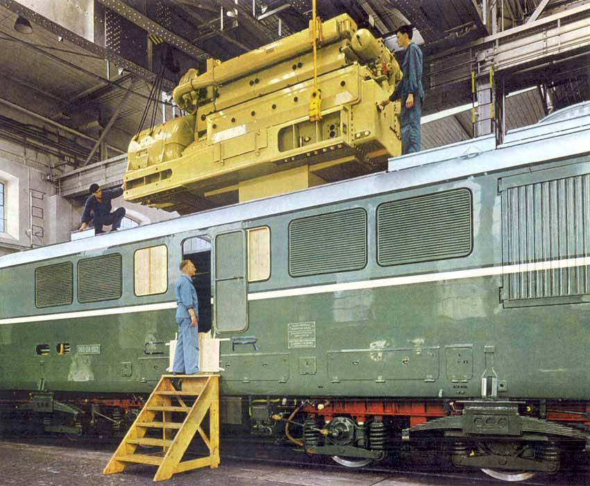 Diesellok 060 DA CFR