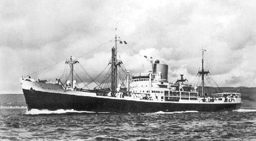 REAPARECE EL S.S COTOPAXI DESAPARECIDO HACE 90 AÑOS EN LAS BERMUDAS Shipmpcotopaxi